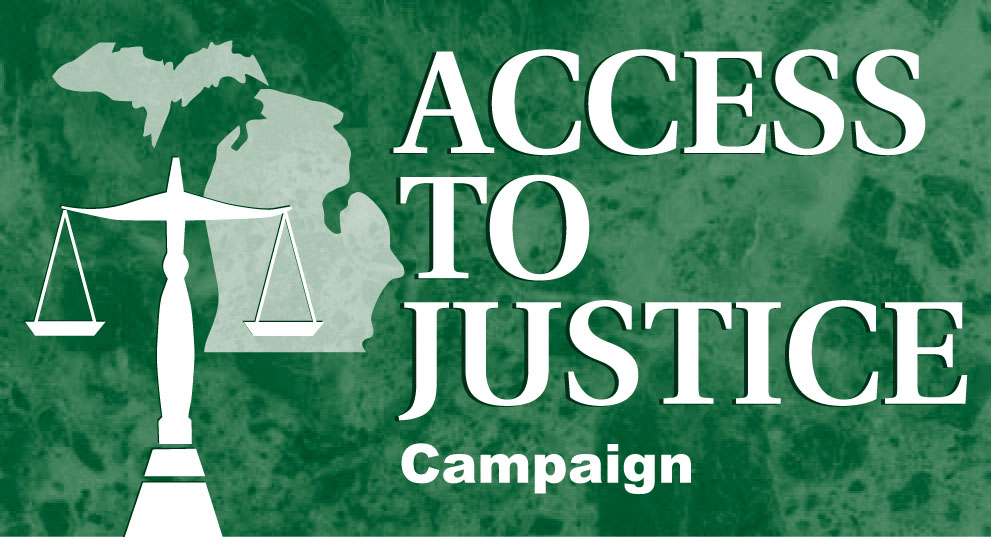 Access to Justice Campaign Logo